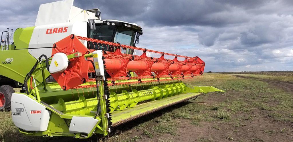 Рекомендации по настройкам зерноуборочного комбайна TUCANO